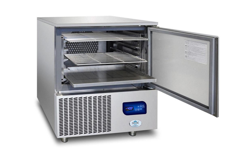 Abbattitore di temperatura frigotech frigorista for Temperatura abbattitore